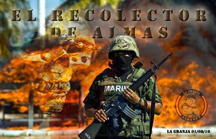 01/08/10 El Recolector de Almas - La Granja Partida abierta Cartel10